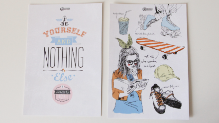 tipografia inspiracion inspiracion ilustracion  Mr. Wonderful
