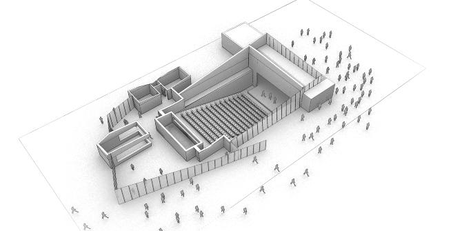 Theatre 29 Pleskow Architects