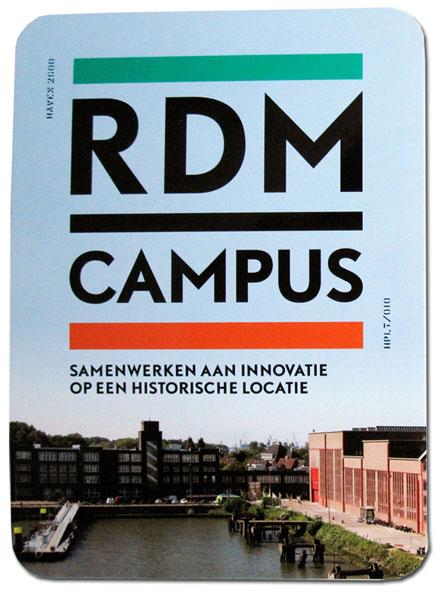 rdm campus rotterdam nederland
